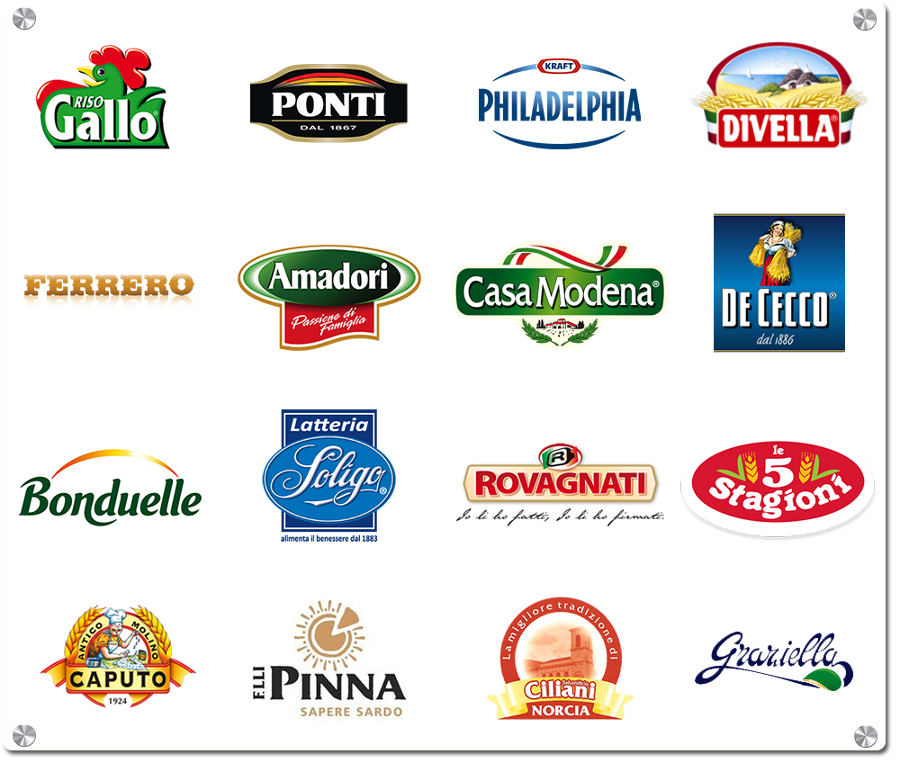 Distribuzioni Gastronomiche roma Catering-2000 marchi