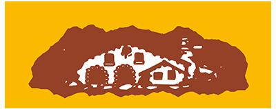 """pastificio """"La Pasta del Casale""""  logo"""