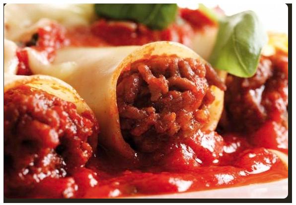 Gastronomia e piatti pronti primi piatti