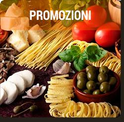 Prodotti di gastronomia Promozioni